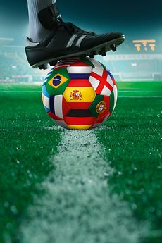 Both the boots and the ball have major influences on soccer matches.